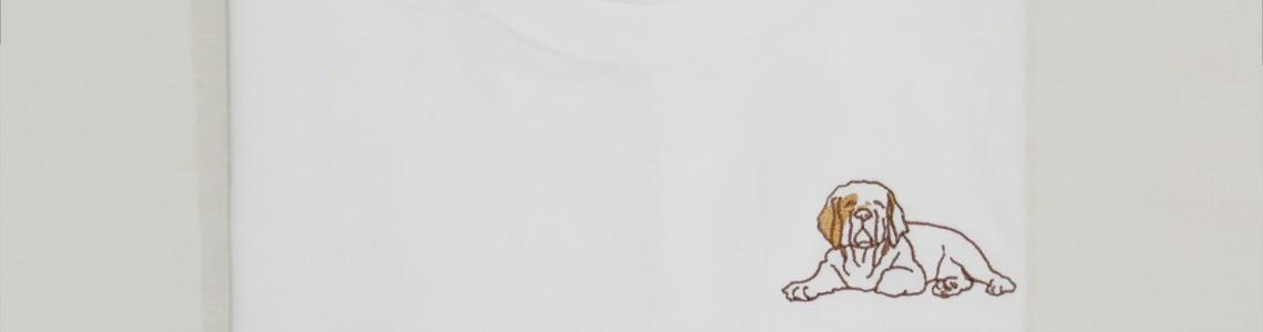 刺繡 / 重磅T