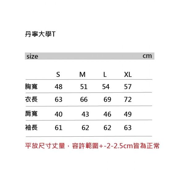 日牌  丹寧長袖大學T  12.02OZ