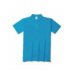 短袖柔棉polo衫 | 12色