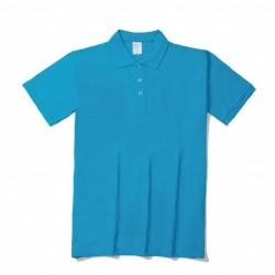 短袖CVCpolo衫  12色