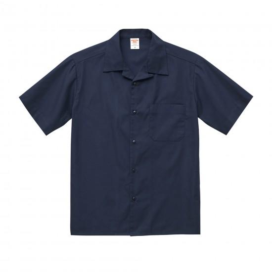 日牌 開襟口袋襯衫