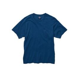 日牌| 丹寧口袋T | 5.3OZ