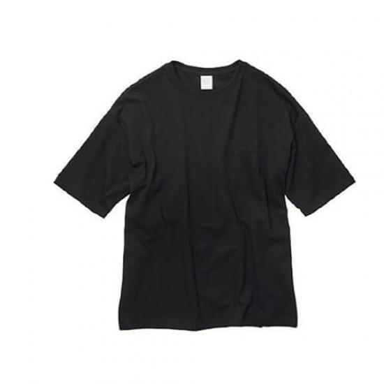 日牌 寬版口袋T 5.6OZ