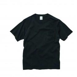 日牌│復古顏料口袋T │5.6OZ
